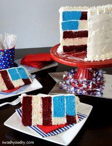 All American Cake | RecipeLion.com