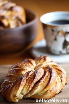 Franske vaniljeboller   Det søte liv