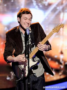 Phillip Phillips =) I love this guy!