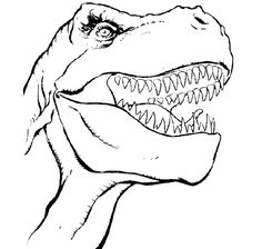 25 Unique Dinosaur Coloring Pages Your Toddler Will Love