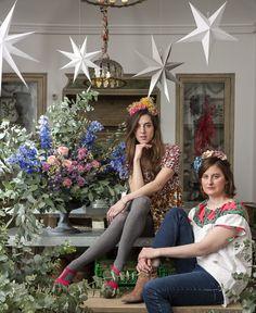 Loreto Muñoz-Aycuens y Mariluz Peñalver