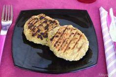 » Hamburger di ceci Ricette di Misya - Ricetta Hamburger di ceci di Misya