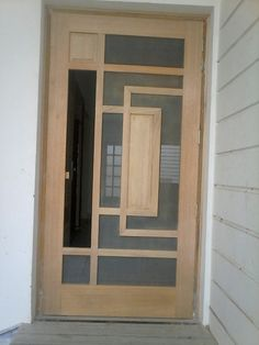 Modern Front Gate Design, New Door Design, House Main Door Design, Flush Door Design, Gate Designs Modern, Wooden Main Door Design, Grill Door Design, Pooja Room Door Design, Door Gate Design