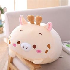 Cow Plush Toy - 20cm | 8 Inches
