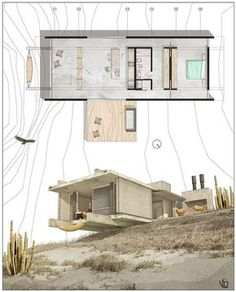 Interesting Find A Career In Architecture Ideas. Admirable Find A Career In Architecture Ideas. Architecture Portfolio, Architecture Plan, Interior Architecture, Floating Architecture, Architecture Details, Landscape Architecture, Architectural Floor Plans, Casas Containers, Weekend House
