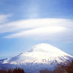 富士山! #fuji #japan - @qazunori- #webstagram