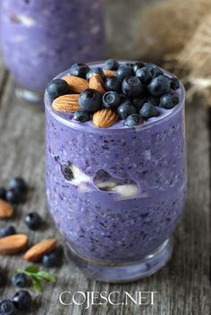 Easy Healthy Smoothie Recipes, Healthy Juices, Smoothies For Kids, Fruit Smoothies, Gelato, Nutella, Oreo, Vegetarian Breakfast, Cupcakes