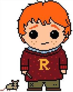 Harry Potter: Fred Weasley | Craftsy