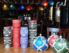 Gecko's South Sea Arts Gallery | Tiki Mugs