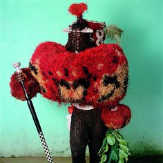 Stunning Images of African Masquerades | Hint Fashion Magazine