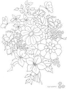 Free Hand Embroidery Transfers | Embroidery.com: Cross Stitch Patterns/ Books