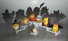 Sanrio ぐでたま Gudetama Funny Show Halloween Kawaii Egg Completed Set 7pcs Limited | eBay