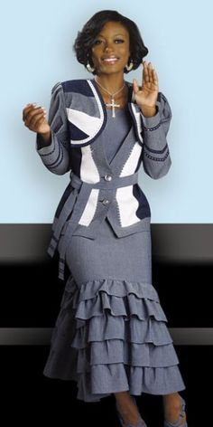 churchsuits | Traditional Church Suits For Black Women