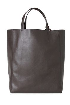 Brown #Vegan Everyday Tote by Angela Roi.