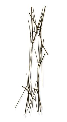 Franz Bette Brooch: Untitled, 2008 Stainless steel 17 mm x 7 mm