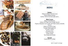 Strandkombuis Fried Calamari, Garlic Butter Sauce, Fish Soup, Wedding Venues Beach, Bread N Butter, Fresh Garlic, Mussels, Catering, Fries