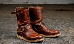 Small Sizes | Red Wing Heritage