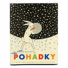 チェコの絵本作家(人物別) Gabriela Dubska / ガブリエラ・ドゥプスカー 「Pohadky」1959年