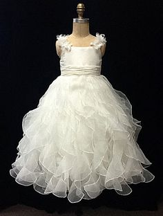Alfred Angelo Bridal Style 6662 from Flower Girls..gorgeous!!!