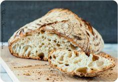 No Knead Bread, Anschnitt