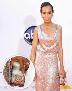 Emmys Insider: They Made It Just For Me! - Kerry Washington from #InStyle
