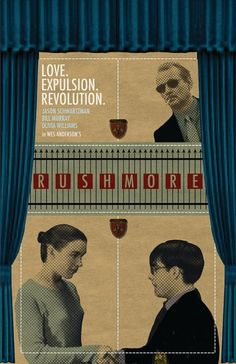 Wes Anderson's Rushmore (1998).