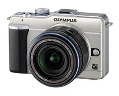 Olympus PEN E-PL1 12.3MP Live MOS Micro Four Thirds Interchangeable Lens Digital Camera with 14-42mm f/3.5-5.6 Zuiko Digital Zoom Lens (Champagne Silver) at http://compactsystemcamerasandlenses.com