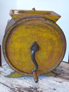 Barrel Butter Churn