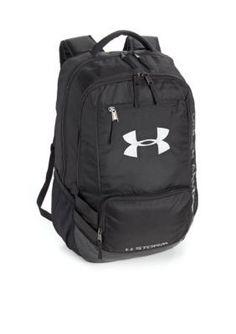 ec32da69a3 Under Armour Boys  Storm Hustle Ii Backpack - Black - One Size