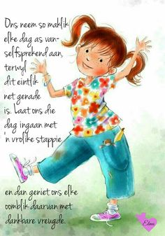 Good Night Blessings, Good Morning Wishes, Lekker Dag, Afrikaanse Quotes, Goeie More, Precious Moments, Smurfs, Bible, Motivational