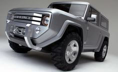 News and Facts about Ford Bronco 2015 | Best 4 Cylinder SUV