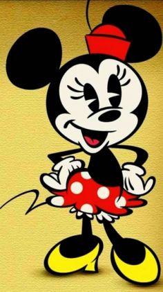 Minnie Mouse - The Fashionable First Lady of Disney
