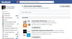 Facebook: Ordnung im Newsfeed – Interessenlisten (Teil 2)