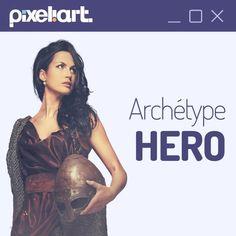 Archétype de marque   Héros (Hero) Branding, Wonder Woman, Superhero, Fictional Characters, Women, Brand Management, Fantasy Characters, Identity Branding, Wonder Women