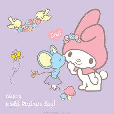 Sanrio: My Melody - Happy World Kindness Day!