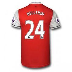 Arsenal 16-17 Hector Bellerin 24 Hemmatröja Kortärmad  #Fotbollströjor