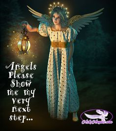 Angels please show me my very next step...  #askangels #guide #show #step