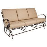 Found it at Wayfair - Classico-W Glider Sofa with Cushions