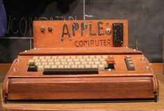 evolution of Apple products 1976 - Apple I - The very first Apple computer in April of Launched by Steve Jobs and Steve - Apple I - The very first Apple computer in April of Launched by Steve Jobs and Steve Wozniak. Steve Wozniak, Apple Ii, Steve Jobs, Apple Computers, Computer Apple, School Computers, Apple Laptop, Desktop Computers, Alter Computer