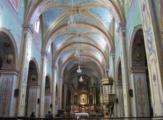 San agustin church | Quito | Tripomizer Trip Planner