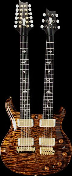 Paul Reed Smith Double Tiger