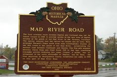 Montgomery County / 2-57 Mad River Road | Remarkable Ohio