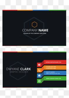 abstract, card, logo, business, business card, visiting, visiting ...
