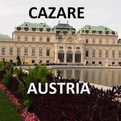 Cazare Viena Prosciutto, Gin, Pizza, Mansions, House Styles, Building, Travel, Vienna, Recipies