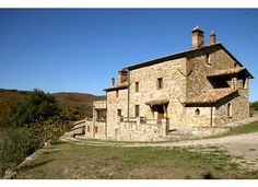 18th century manor house in the hills of Umbria