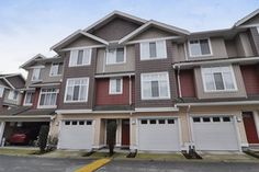 72 19455 65 Avenue, TWO BLUE, Cloverdale, BC, V4N 0Z1, Canada    Located in sought after Clayton, this gorgeous townhome has 3 bedrooms, 2 & 1/2 bathrooms and is almost 1500 sqft. Tons of features including - Nice open layout with kitchen in the centre, nice granite countertops in kitchen, 9' ceilings, laminate flooring, master bedroom has his/her closets and double basins in the ensuite.