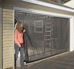 garage screen doorsGarage Screen Doors Sliding Garage Screen Doors  Garage Aire