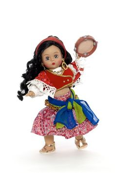 i love madame alexander dolls.