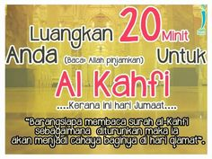 Fadhilah Surat Al Kahfi