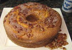 need to tweak- Sour Cream Coffee Cake with Cinnamon Nut Swirl